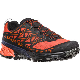 La Sportiva Akyra Running Shoes Men Tangerine/Black
